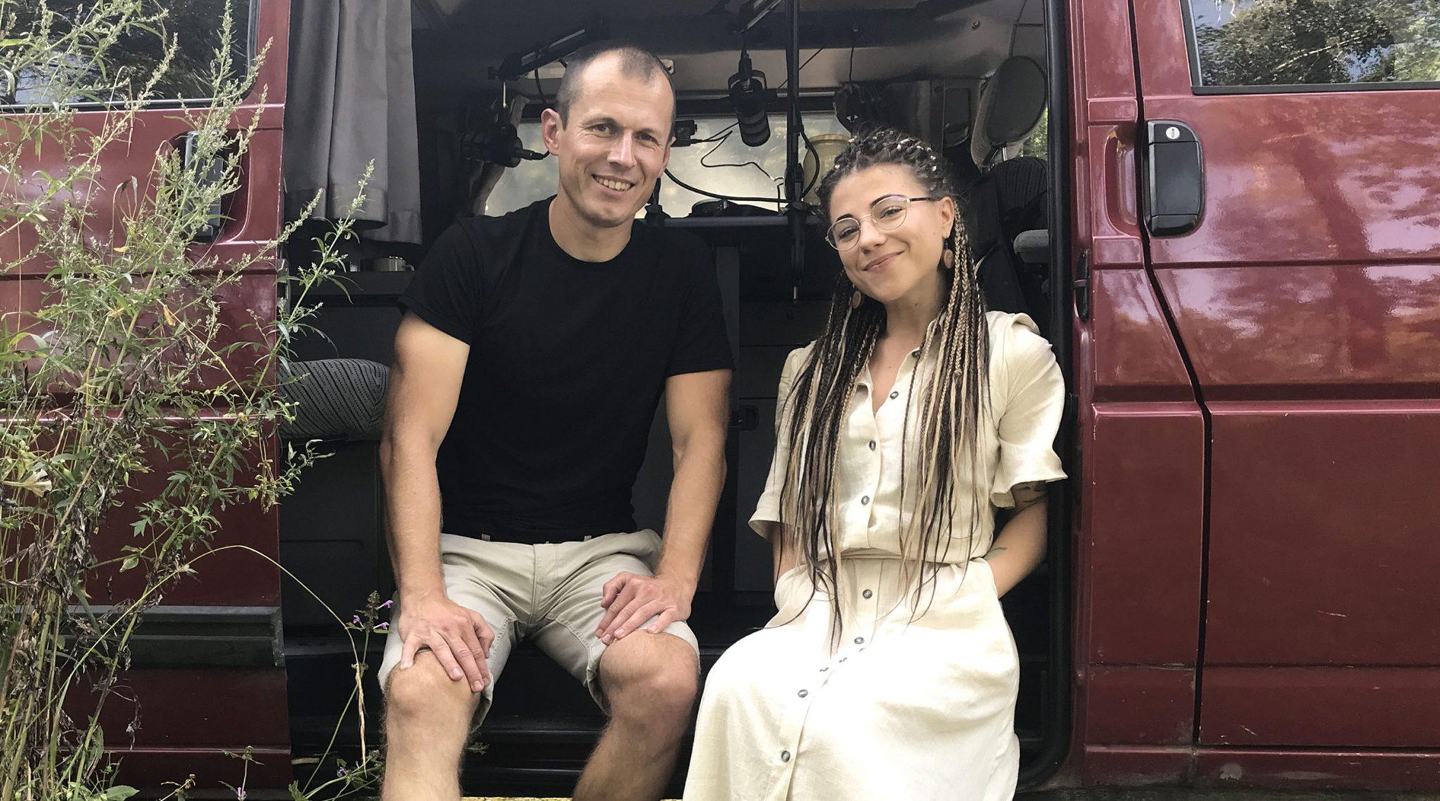 180 Stopni #4 – Dominika Włodarska [Żyje w harmonii z naturą]